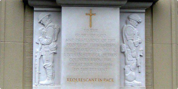 Armistice Day Memorial